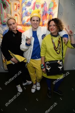 Kate Moross and Camille Walala