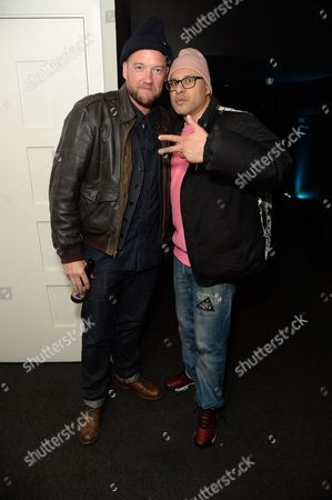Dean Stockton and Kish Kash