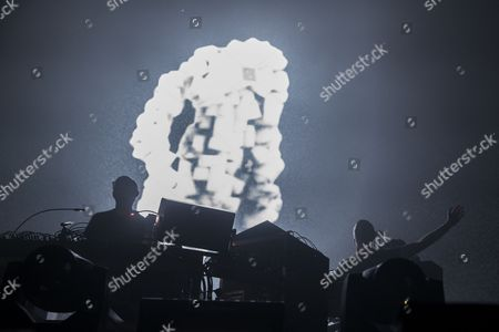 The Chemical Brothers - Tom Rowlands and Ed Simons