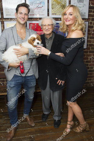 Editorial photo of 'She Loves Me' musical, Press Night, London, UK - 7 Dec 2016