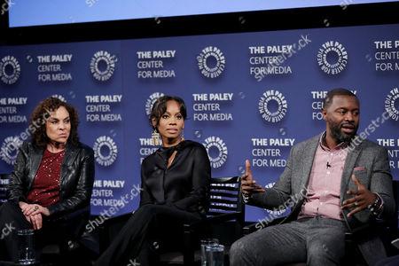 Jasmine Guy, Anika Noni Rose, Rob Hardy (Exec. Producer, Director)