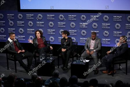 Peyton Alex Smith, Jasmine Guy, Anika Noni Rose, Rob Hardy (Exec. Producer, Director), Marc Lamont Hill (Moderator)