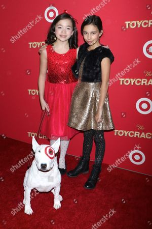 Editorial picture of 'Toycracker' musical premiere, New York, USA - 07 Dec 2016