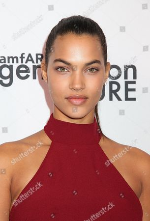 Editorial picture of amfAR GenerationCure holiday party, New York, USA - 07 Dec 2016