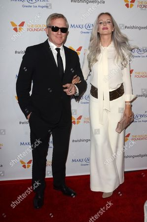 Editorial image of Make-A-Wish Foundation's Wishing Well Winter Gala, Los Angeles, USA - 07 Dec 2016