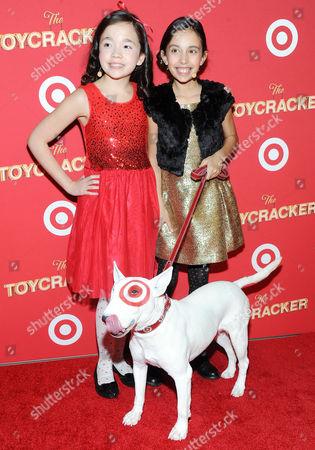 Editorial photo of 'Toycracker' musical premiere, New York, USA - 07 Dec 2016