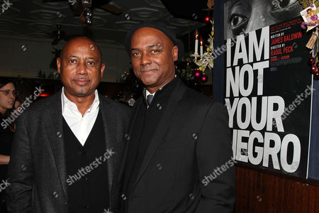 Editorial image of BAM Special Screening of 'I Am Not Your Negro', New York, USA - 07 Dec 2016