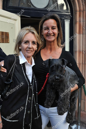 A Date with Your Dog at George For Dogs Trust Cindy Lass and Her Mother