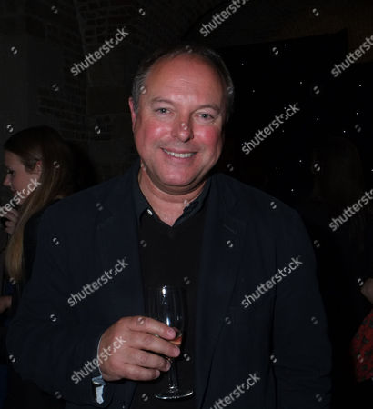 Stock Picture of Barking in Essex Press Night at Wyndham's Theatre and the After Party at the Crypt at St Martin's in the Fields Robert Daws