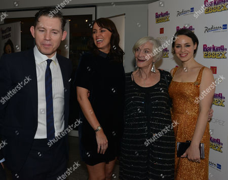 Editorial picture of Barking in Essex Press Night