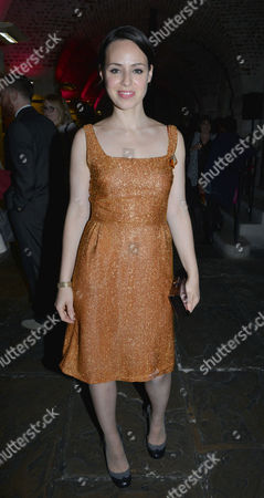 Barking in Essex Press Night at Wyndham's Theatre and the After Party at the Crypt at St Martin's in the Fields Montserrat Lombard