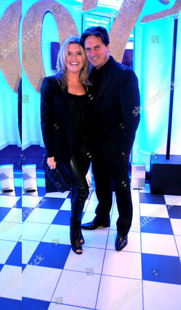 Bell Pottinger Private Screening of Skyfall at the Lounge the Odeon Whiteley's Queensway London Oliver Wheeler & His Wife Tina Hobley