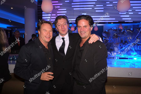 Bell Pottinger Private Screening of Skyfall at the Lounge the Odeon Whiteley's Queensway London John Hitchcox Ceawlin Thynn Viscount Weymouth & Oliver Wheeler