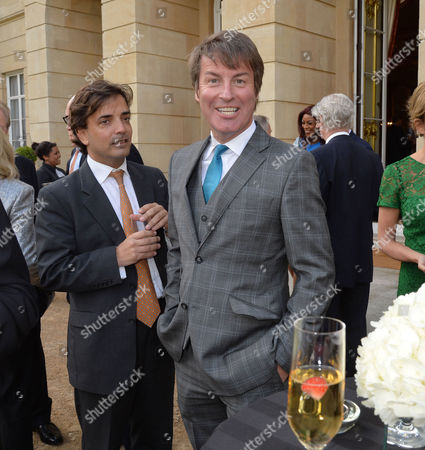 Bell Pottinger Private Summer Party at Lancaster House St James London Nick Buckles and James Henderson