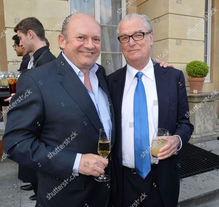 Bell Pottinger Private Summer Party at Lancaster House St James London Michael Spencer & Lord Strathclyde