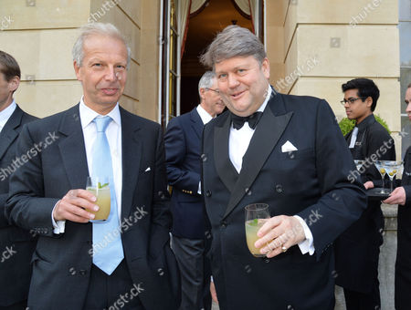 Bell Pottinger Private Summer Party at Lancaster House St James London Howard Leigh Michael Spencer & Lord Strathclyde