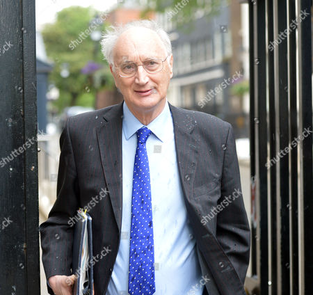 Cabinet Meeting at Number 10 Downing Street Sir George Young Mp Chief Whip