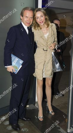 Conservative Summer Ball at Phillips De Pury & Company Victoria London Simon De Pury and Michaela De Pury