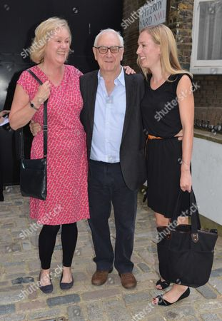 Elisabeth Murdoch and Matthew Freud House Warming & Olympic Party at Their Home in Primrose Hill London Don Boyd & Family
