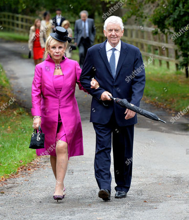 Lord Charles and Lady Carla Powell