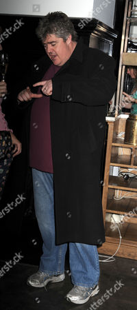 First Night Party For 'The Shawshank Redemption' at the Cafe National Gallery Phil Jupitus