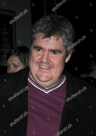 Stock Image of First Night Party For 'The Shawshank Redemption' at the Cafe National Gallery Phil Jupitus