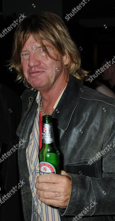 First Night Party For 'The Shawshank Redemption' at the Cafe National Gallery Robin Askwith