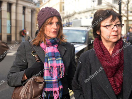 Funeral Service For Roger Lloyd-pack at St Paul's Church the Actors Church in Bedford Street Convent Garden London Gwyneth Strong & Tessa Peake-jones