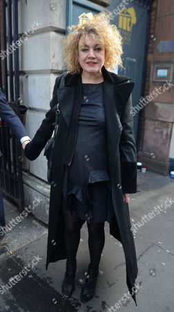 Funeral Service For Roger Lloyd-pack at St Paul's Church the Actors Church in Bedford Street Convent Garden London His Daughter Emily Lloyd