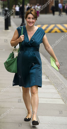 Gabby Bertin David Cameron's Press Secretary in Downing Street Westminster