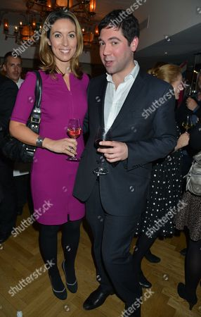 Great British Spelt Recipes Launch at the Athenaeum Hotel Piccadilly London Emma Crosby & Her Boyfriend?