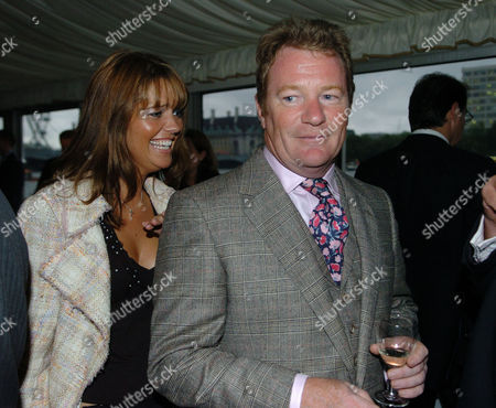 Michael Howard's Summer Reception at the Terrace at the House of Commons On His 62nd Birthday Jim Davidson & Michelle Cotton