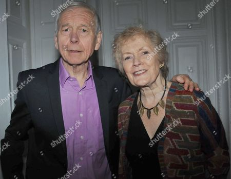 James Naughtie: the Madness of July - Book Launch Party For the Publication of His Debut Novel the Madness of July A Thriller Set in the Cold War at the Institute of Contemporary Arts Carlton House Terrace London John Humphrys & Sue Macgregor