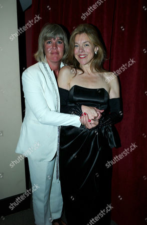 Editorial image of Janie Dee Opening Night at the Pheasantry