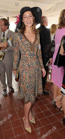 Ladies Day at Glorious Goodwood Held at Goodwood Racecourse Goodwood Estate Sussex Georgina Rylance