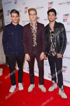London, England, 11th June 2016: Oliver Proudlock and Guests Attend Moet & Chandon Now Or Neverland Party at Victoria House, Bloomsbury, London On the 11th June 2016.