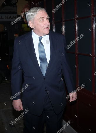 Lord Conrad Black Book Launch Party at Loulou's 5 Hertford Street Shepherds Market London Lord Conrad Black