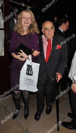 Lord Conrad Black Book Launch Party at Loulou's 5 Hertford Street Shepherds Market London Lord George and Lady Annabelle Weidenfeld