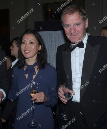 Man Booker Prize at the Guildhall City of London Sir Andrew Motion and Kyeong-soo Kim