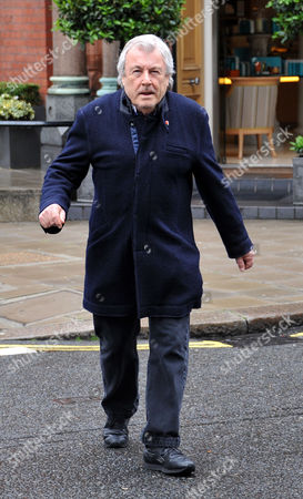 Memorial Service For Alan Whicker Grosvenor Chapel South Audley Street Mayfair London Terry O'neil