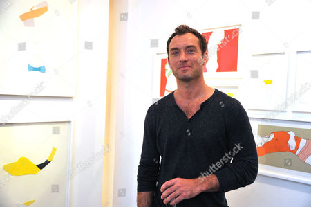 Editorial photo of Natasha Law Private View of Put It On Paper,