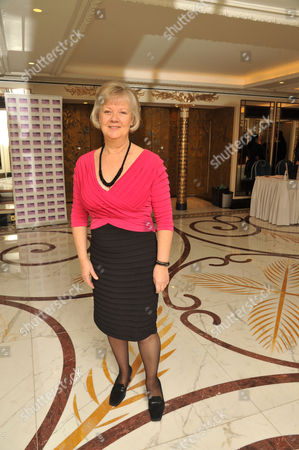 Stock Picture of Natwest Everywoman Awards at the Dorchester Ballroom Park Lane London Dame Mary Perkins
