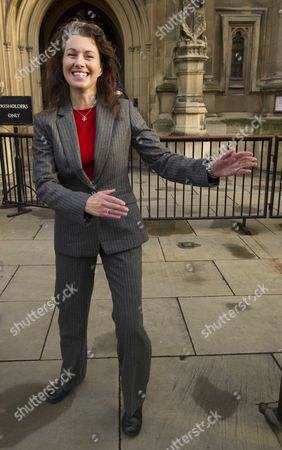 New Labour Mps Arrive at House of Commons Sarah Champion Mp