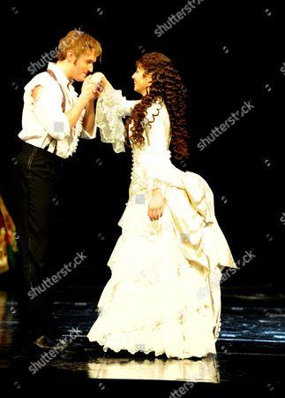 Editorial photo of Phantom of the Opera