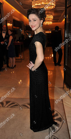 Press Night Curtain Call and After Party For Great Expectations at the Vaudeville Theatre the Strand and the Waldorf Hotel Aldwych London Grace Rowe
