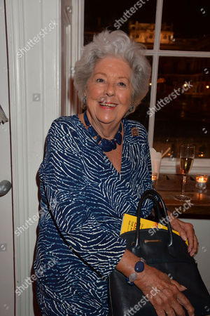 Press Night Curtain Call For Miss Saigon at the Prince Edward Theatre Old Compton Street Soho London & After Party at Somerset House the Strand Betty Boothroyd