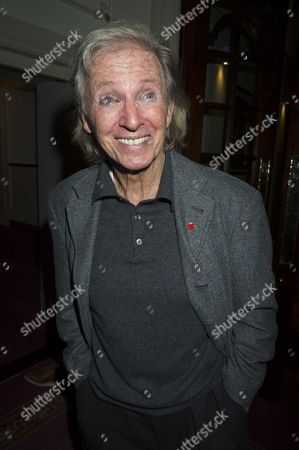 Press Night For Scrooge at the London Palladium Argyll Street Soho London the After Party Tommy Steele