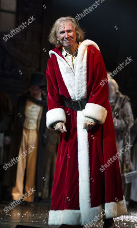 Editorial picture of Press Night For Scrooge