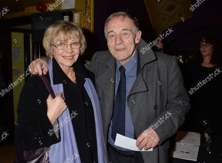 A Screening of A Film of the West End Production of Private Lives at the Gielgud Theatre at the Cineworld Haymarket London Michael Jayston