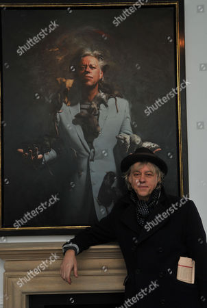 Editorial photo of Private View at the Halcyon Gallery